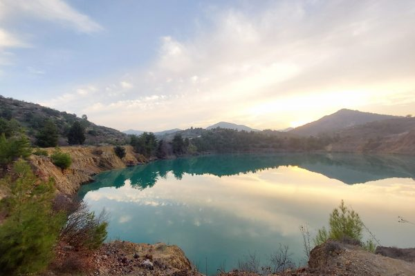 Red Lake, Agia Marina Xiliatou village, Nicosia (1)